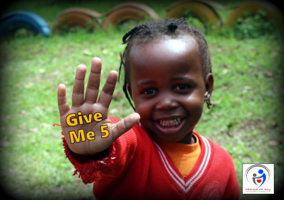Give me 5 Liz